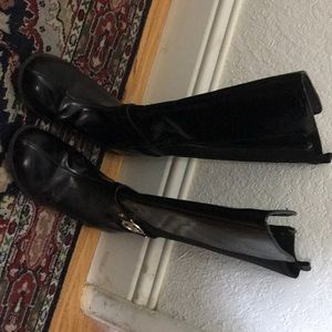 Michale Kors high boots size 3